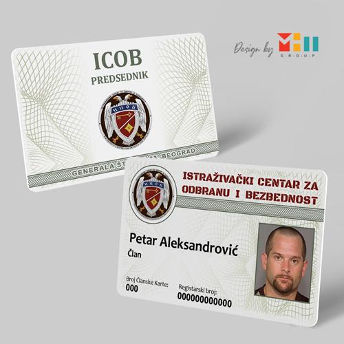 Dizajn plastičnih ID kartica